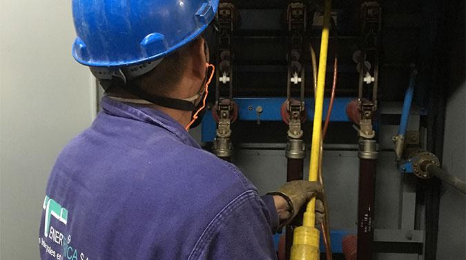 servicios en ingenieria electrica cali